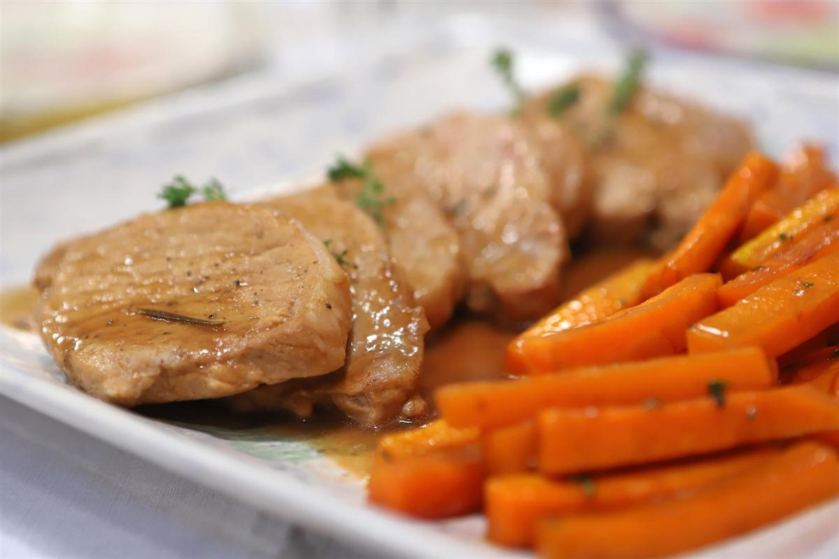 Lomo De Cerdo En Salsa De Tamarindo El Gourmet