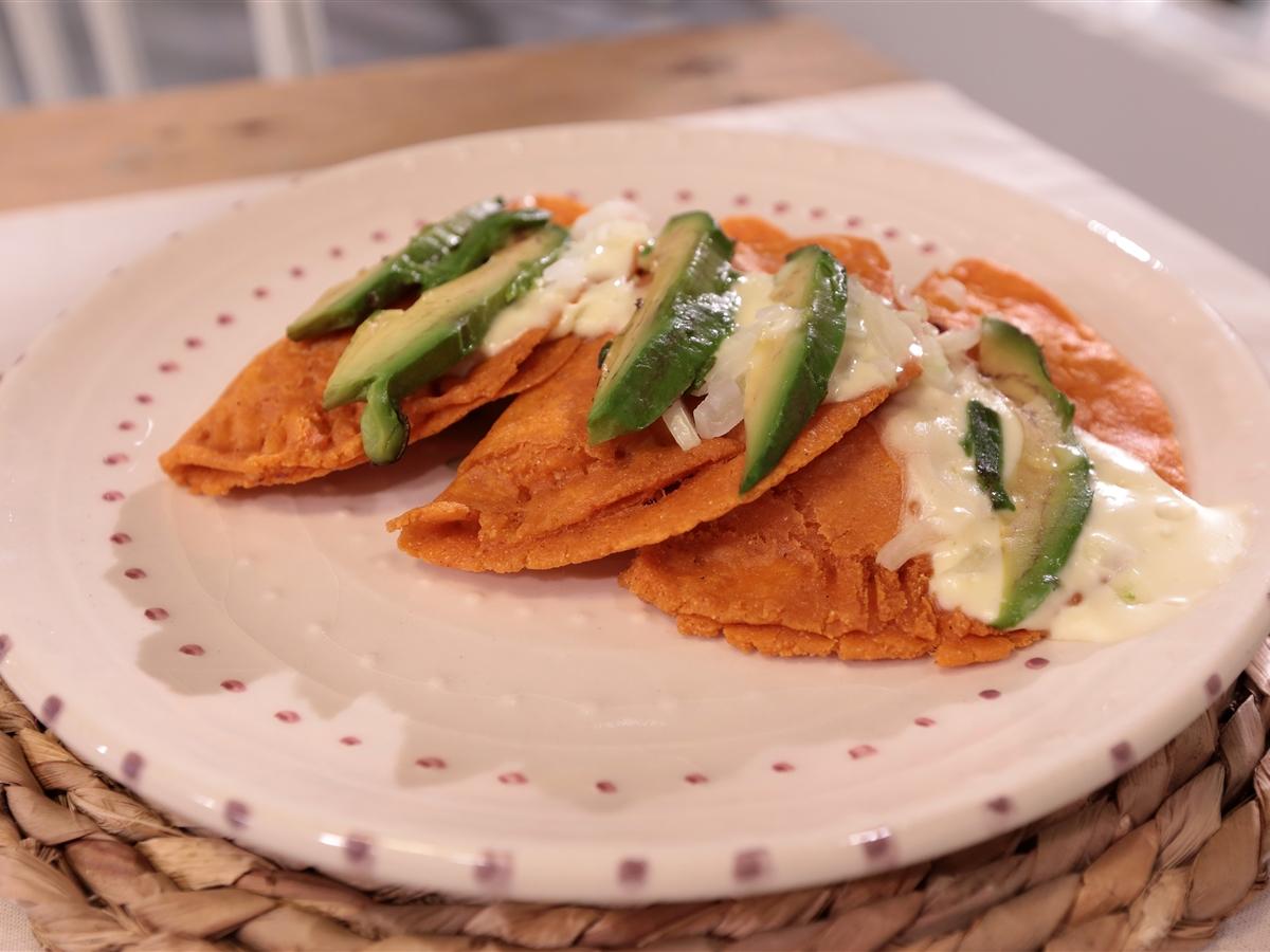 Enchiladas potosinas - El Gourmet